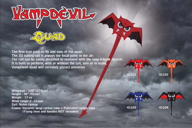 Vamp Devil Quad